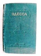 6 Photos Book From Ussr Odessa Ukraine 1959 - Lingue Slave