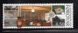 Faroe Islands MNH 2012 8.50kr The Old Pharmacy In Klaksvik - Drogue