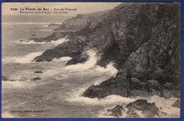 29 CLEDEN-CAP-SIZUN La Baie Des Trépassés, Perspective De La Falaise, Les Grottes - Cléden-Cap-Sizun