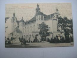 KOLBERG     , Schöne Karte - Pommern