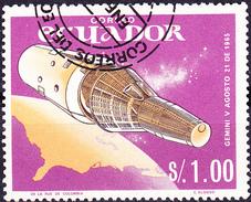 Ecuador - Gemini 5 (MiNr. 1209) 1966 - Gest. Used Obl. - Equateur