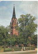 PORI KIRKKO, Suomi, Finland, 1968 Used Postcard [19659] - Finland