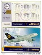 Russia. St. Petersburg. SPT: Lufthansa - Russia