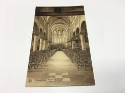 Wevelghem Wevelgem Binnenzicht Der Kerk Interieur De L'eglise - Wevelgem