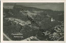 Halbturn - Fliegeraufnahme - Burgenland - Foto-Ansichtskarte - Österreich