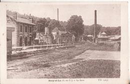95 Bray Et Lu  La Gare - France