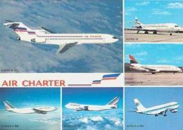 Avion        H83        Air Charter ( 6 Vues ) - 1946-....: Moderne