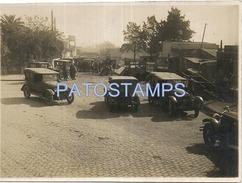67423 ARGENTINA BUENOS AIRES NUEVA POMPEYA LA CHACARITA DEL AUTOMOBILE CAR 11.5 X 8.5 CM PHOTO NO POSTAL TYPE POSTCARD - Fotografie