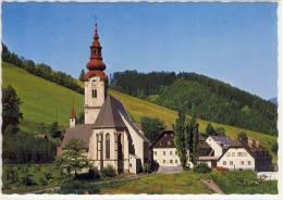 ST. ERHARD In Der BREITENAU - Panorama Mit Kirche - Österreich