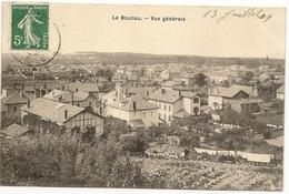 64/ Le Boucau - Vue Générale - Ecrite En 1909 - - Autres Communes