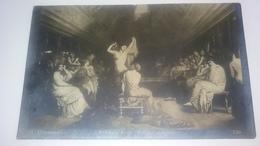 Théodore Chassériau - ANTIKES BAD 1919 - Ansichtskarten