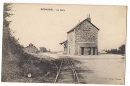 35. Bécherel La Gare - Bécherel