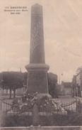 ARGENCES  MONUMENT AUX MORTS 1914-1918 ACHAT IMMEDIAT - Autres Communes