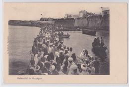 MAZAGAN - EL JADIDA (Maroc) - Hafenbild - Refugees From Salonika - Réfugiés De Salonique - Pionnière - Judaïca (?) - Autres