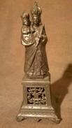 Notre Dame De LAGHET - Statue De La Vierge Miraculeuse à L'Enfant - Godsdienst & Esoterisme