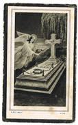 Ooigem, Wielsbeke: 1927, Juffrouw Louise Beel ( 2 Scans) - Imágenes Religiosas