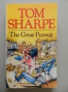 THE GREAT PURSUIT °°°°  TOM SHARPE - Novels