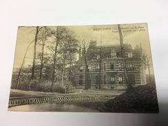 Wevelghem Wevelgem Het Kasteel  Le Chateau Vue Du Parc Gezicht Van T'plein - Wevelgem