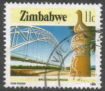 Zimbabwe. 1985 National Infrastructure. 11c Used. SG 664 - Zimbabwe (1980-...)