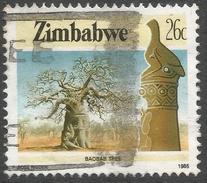 Zimbabwe. 1985 National Infrastructure. 26c Used. SG 673 - Zimbabwe (1980-...)