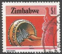Zimbabwe. 1985 National Infrastructure. $1 Used. SG 678 - Zimbabwe (1980-...)