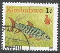 Zimbabwe. 1990 Definitives. 1c Used. SG 768 - Zimbabwe (1980-...)