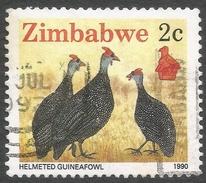 Zimbabwe. 1990 Definitives. 2c Used. SG 769 - Zimbabwe (1980-...)