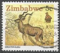 Zimbabwe. 1990 Definitives. 5c Used. SG 772 - Zimbabwe (1980-...)