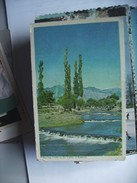 India Kashmir With River - India