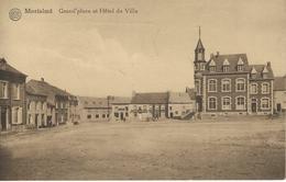 MORIALME : Grand'Place Et Hotel De Ville - Florennes
