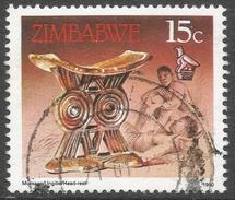 Zimbabwe. 1990 Definitives. 15c Used. SG 774 - Zimbabwe (1980-...)