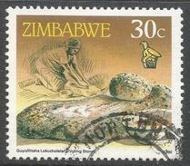 Zimbabwe. 1990 Definitives. 30c Used. SG 779 - Zimbabwe (1980-...)