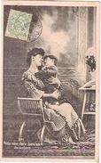 Petite Mère Chérie Donne-moi Des Bonbons   (au Dos TamponOR) - Enfants