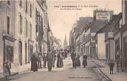29 - FINISTERE / Douarnenez - La Rue Jean Bart - Beau Cliché Animé - Douarnenez