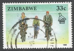 Zimbabwe. 1990 Definitives. 33c Used. SG 780 - Zimbabwe (1980-...)