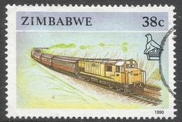 Zimbabwe. 1990 Definitives. 38c Used. SG 782 - Zimbabwe (1980-...)