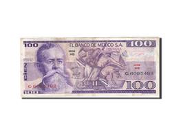 Mexique, 100 Pesos, 1969-1974, KM:66a, 1974-05-30, TB+ - Mexico