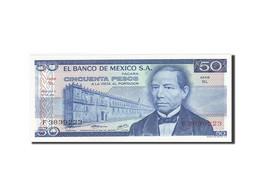 Mexique, 50 Pesos, 1969-1974, KM:65a, 1973-07-18, SPL - Mexique