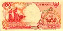 INDONESIE 100 RUPIAH De 1992  Pick 127a  UNC/NEUF - Indonesia