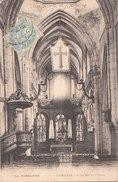 VALOGNES   ( 50 ) La Nef De L'église - Valognes