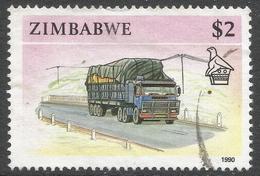 Zimbabwe. 1990 Definitives. $2 Used. SG 785 - Zimbabwe (1980-...)