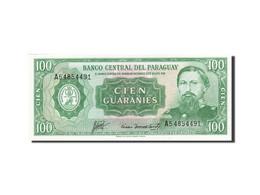 Paraguay, 100 Guaranies, 1963, KM:199b, SPL - Paraguay
