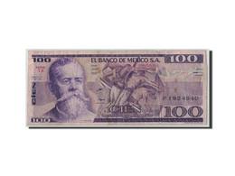 Mexique, 100 Pesos, 1981, KM:74b, 1981-09-03, B - Mexique