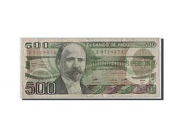 Mexique, 500 Pesos, 1984, KM:79b, 1984-08-07, B - Mexique
