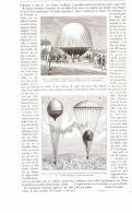 LE PARACHUTE De M.CAPAZZA  1892 - Sport