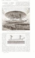 LE PANORAMA DES CHAMPS-ELYSEES  Et Ses INSTALLATIONS MECANIQUE Du Au MAITRE PANORAMISTE M.POILPOT  1892 - Non Classés
