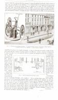 LES CANALISATIONS ELECTRIQUES à  PARIS  1892 (1) - Paris