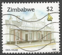 Zimbabwe. 1995 Zimbabwe Culture. $2 Used. SG 901 - Zimbabwe (1980-...)