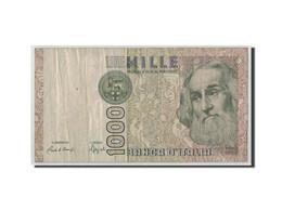 Italie, 1000 Lire, 1982, KM:109b, 1982-01-06, B - [ 2] 1946-… : République