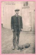 (TTA7) - L'Aviation En 1908 - Le Mans - Camp D'Auvours - M Wilbur Wright  - (72 Champagné) - Piloten